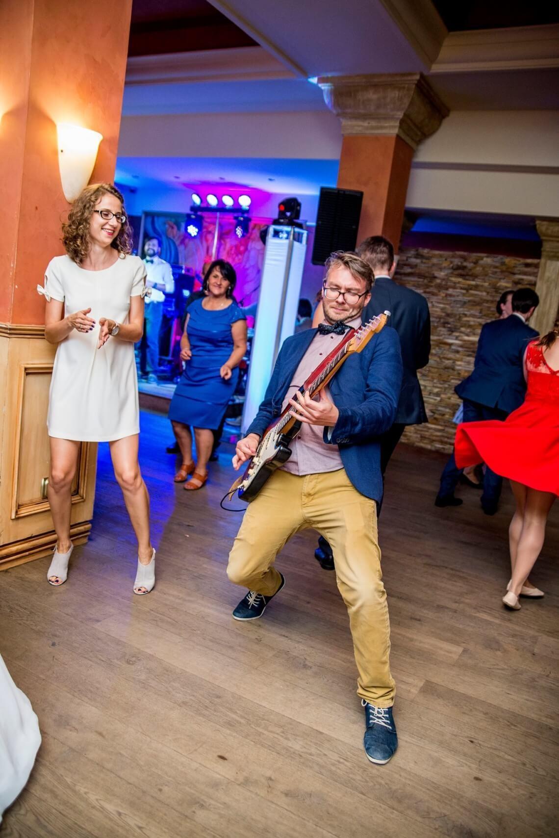 Dobra zabawa na weselu z Gramofonem